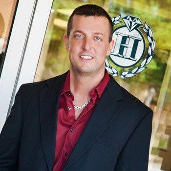Kevin Hustedt Owner Hustedt Jewelers